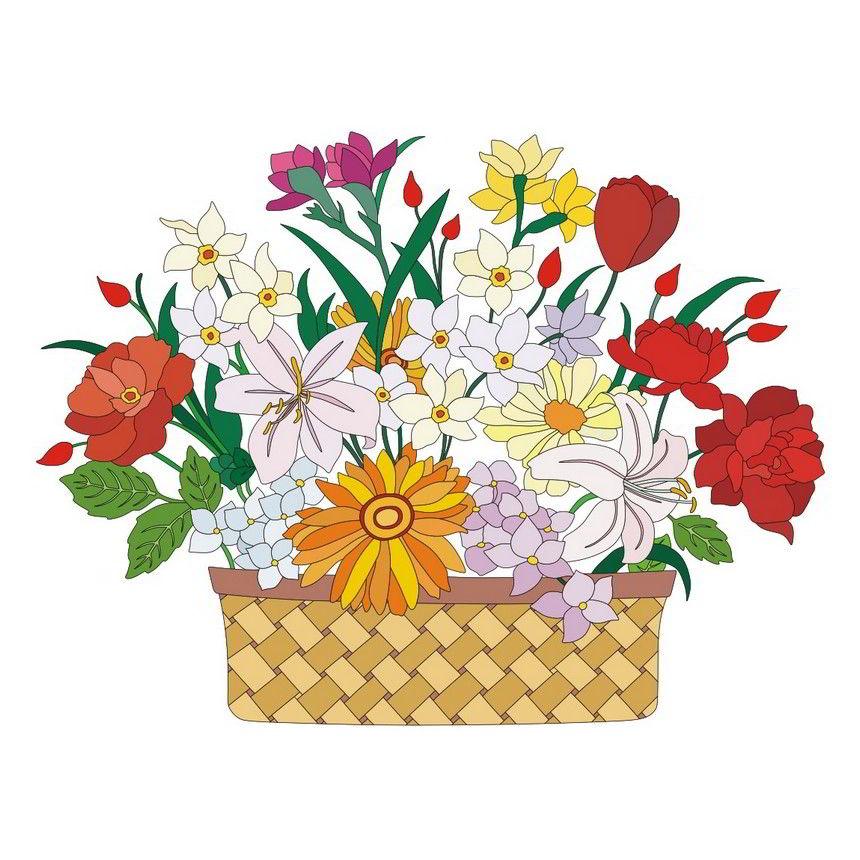 Flower Bouguet Design