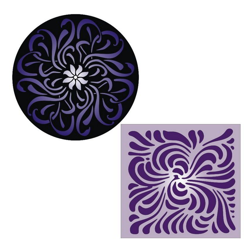 Art Nouveau scroll saw patterns