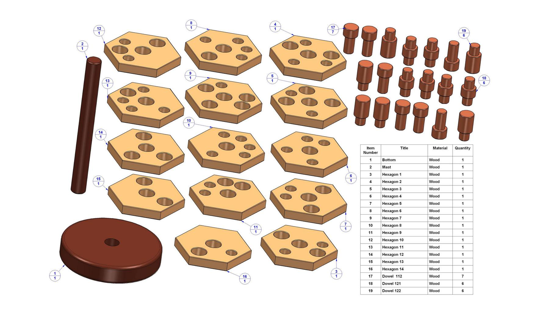 plans for wood puzzle