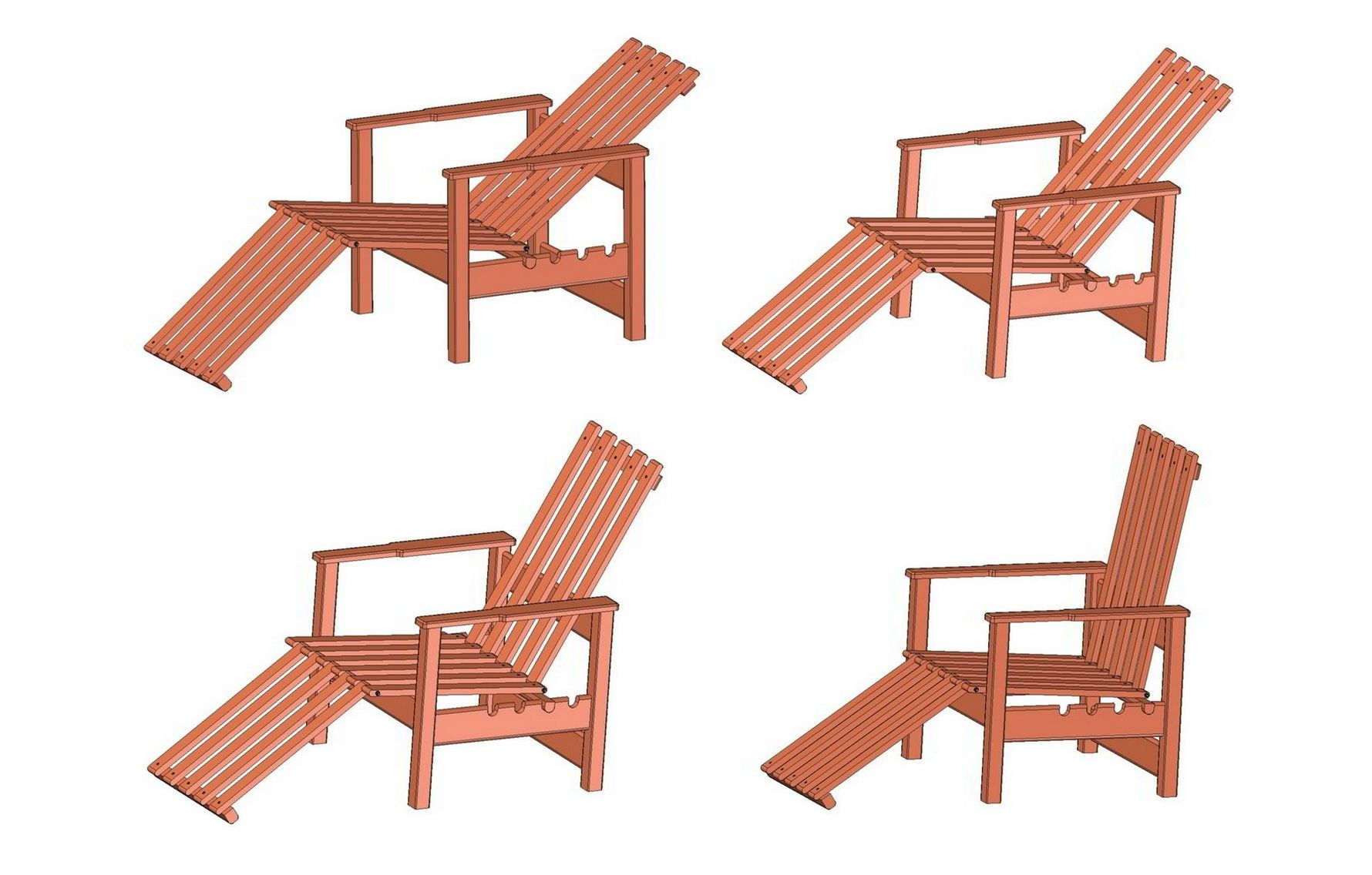 Wood Chair Plans Free ~ Wooden chair plans free download