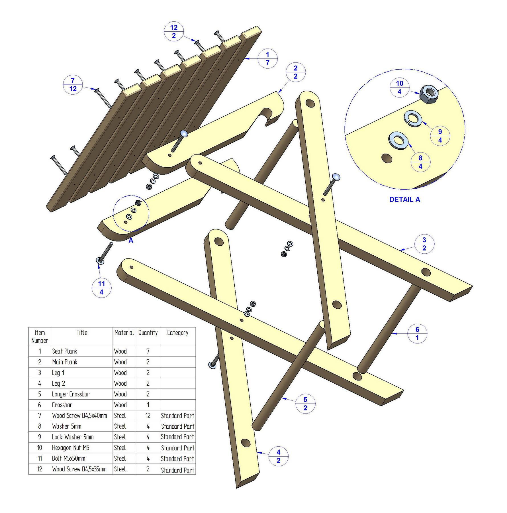 folding picnic table plans free folding outdoor beach chair with carry ...