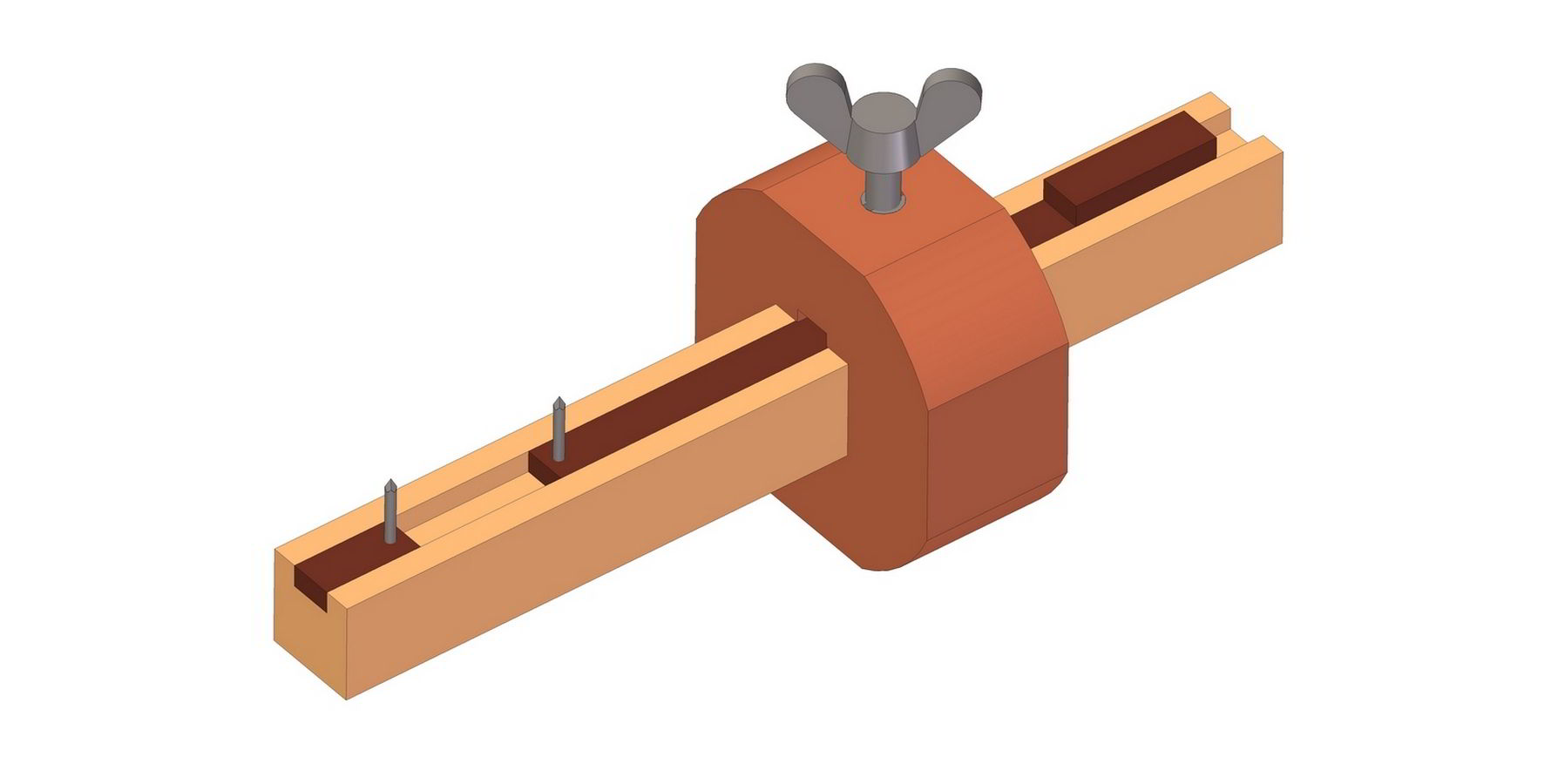 wood mortise