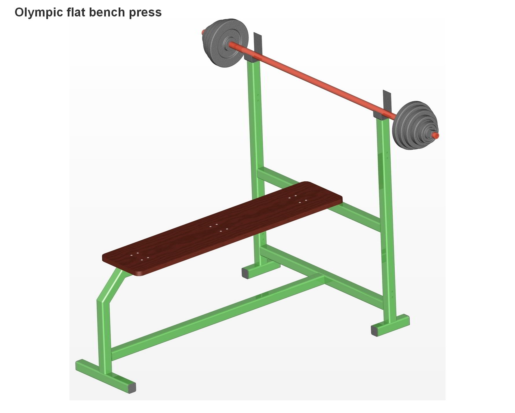PDF DIY Olympic Weight Bench Plans Download office desk plans ...