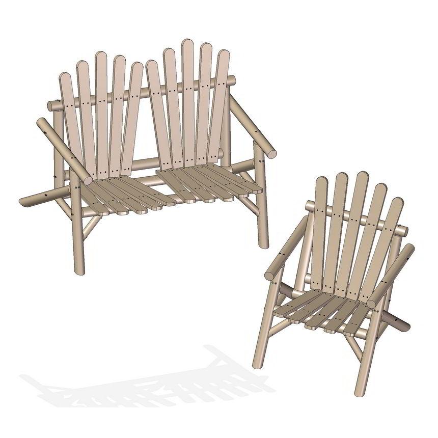 Patio Chair Plan