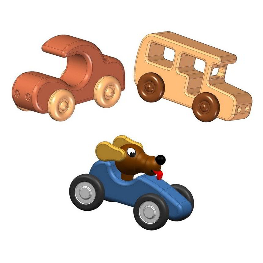 Simple Wooden Toy Plans Free