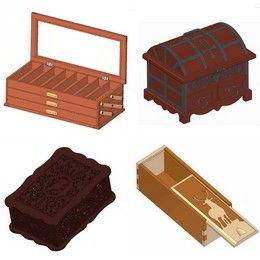 Wooden box plans