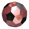 Biscribed propello dodecahedron 3D model