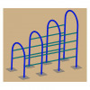Tunnel playground equipment plan